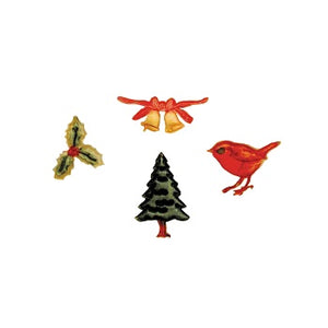 FMM Embossers - Christmas set of 4