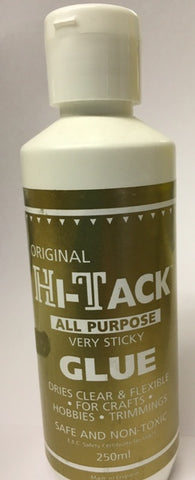 Hi Tack Glue - 250ml.