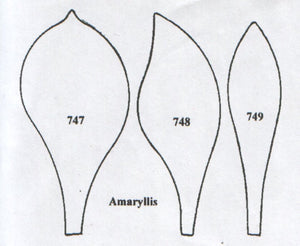 Amaryllis 747/748/749 (80mm).  TinkerTech Two Cutters