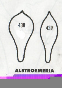 Alstroemeria 438/439 (30mm).  TinkerTech Two Cutters