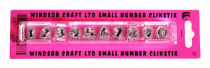 Clikstix - Numbers Small (10mm) WHILE STOCKS LAST