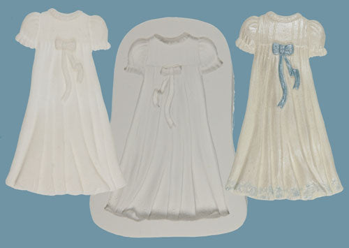 FPC Mould Christening Gown