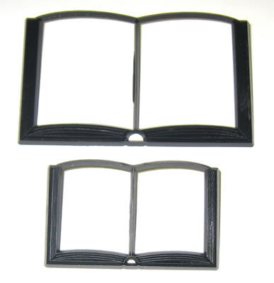 Patchwork Cutters - Open Book set