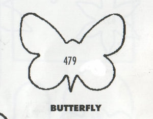 Butterfly 479 (30mm) TinkerTech Two Cutters
