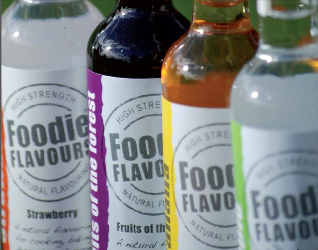 Foodie Flavours Natural Flavouring 15ml