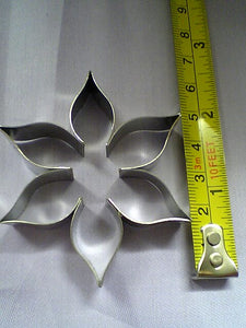 Clematis 6 point  - Alison Procter Cutters