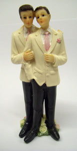 Wedding Topper - Same Sex Couple - Male