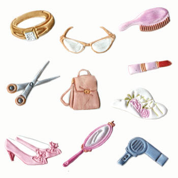FMM Cutters - Ladies Accessories Set.