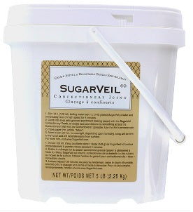 SugarVeil - 5lb (2267g) Bucket  SALE