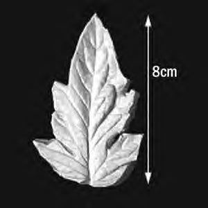 Great Impressions (SK) Leaf Veiners - Tomato 8cm GM01T004-01