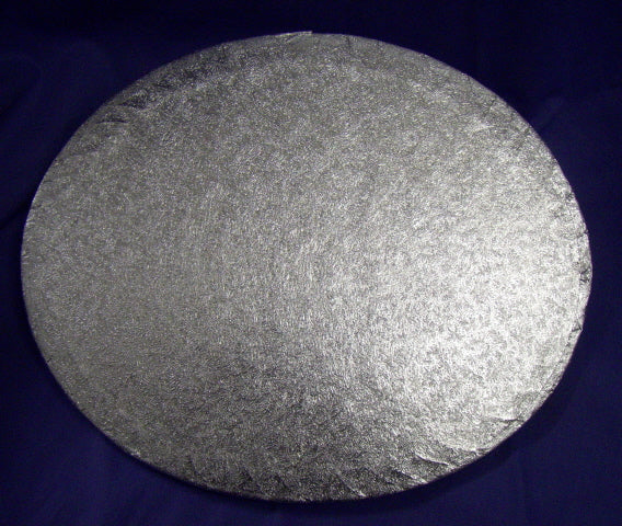 Drum Cake Board - Oval