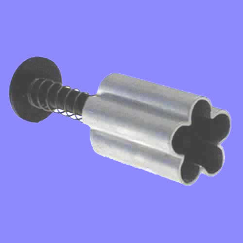 Blossom (Miniature) with ejector.  PME Cutters