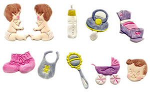 FMM Cutters - Nursery Set.