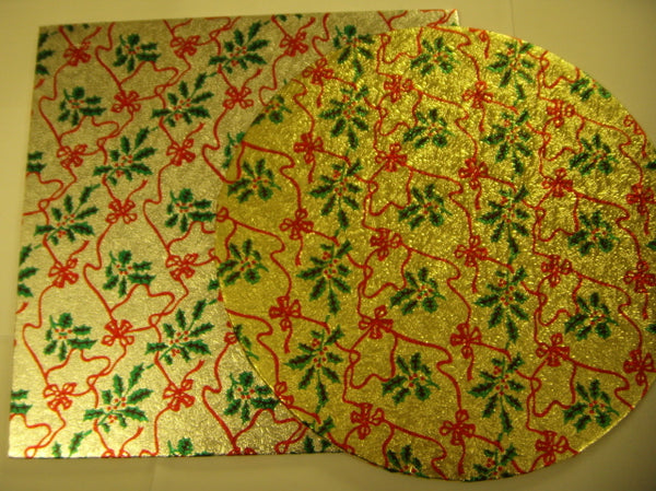 Christmas Double Thick Card