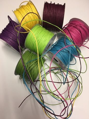 Wire - Paper Covered - . 4 lengths of 5metres each. Colours of your choice,19 colours available.