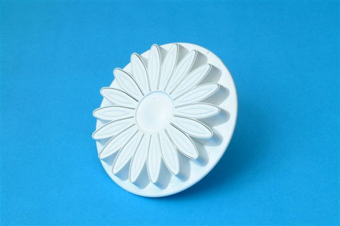 Sunflower/Daisy/Gerbera.  85mm.  18 petals.  PME Cutters