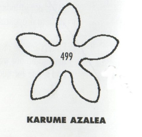Azalea Karume 499 (35mm).  TinkerTech Two Cutters