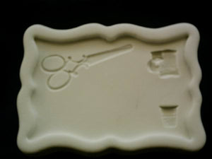 Diamond Paste Moulds - Sewing Plaque  SALE
