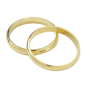 Wedding Ring Gold colour