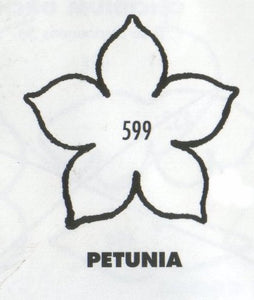 Petunia 599 (30mm).  TinkerTech Two Cutters