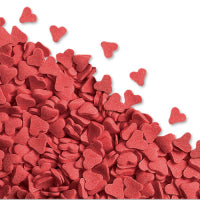 Sugar Hearts - Red,  Gunthart. 50g