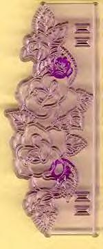Jem Cutters - Bridal Roses Frieze Embosser