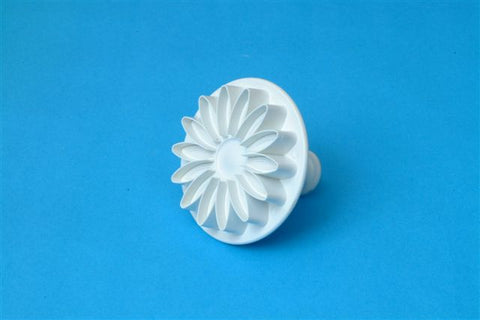 Sunflower/Daisy/Gerbera.  56mm  14 petals.  PME Cutters