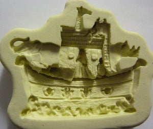 Diamond Paste Moulds - Noahs Ark