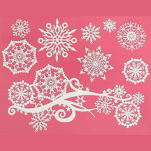 Claire Bowman Lace Mat - Crystal