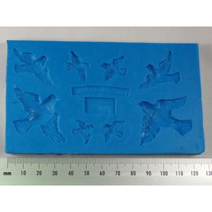 Hawthorne Hill Moulds - Doves set of 8