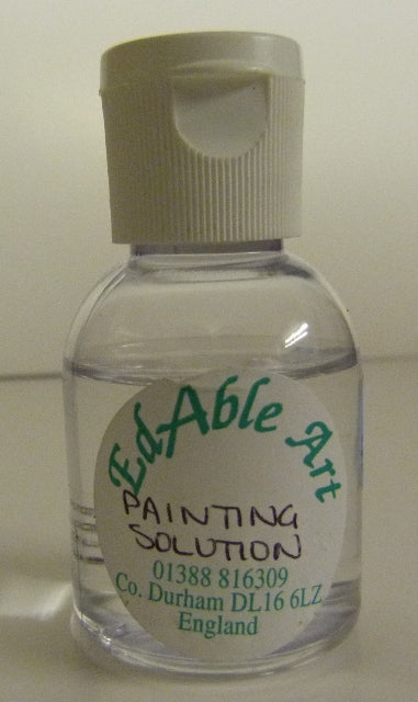 Edable Art Painting Solution