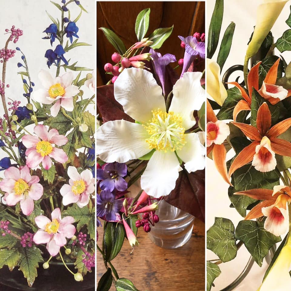 Summer School - A 6 day Masterclass in Flower Making with Alan Dunn. August 12th - August 17th 2019