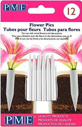 Flower Pics - PME Small Set of 12