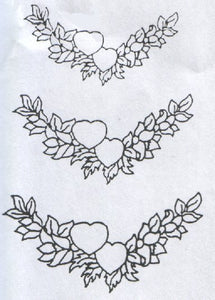 Patchwork Cutters - Heart Garland