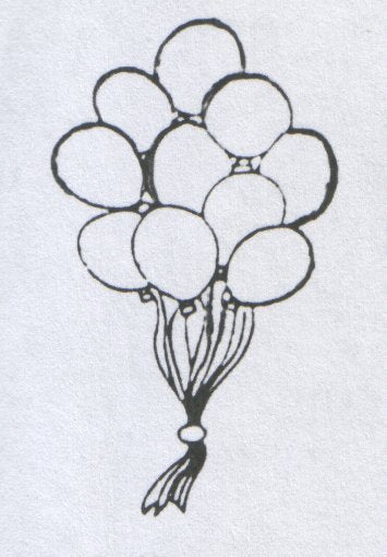 Patchwork Cutters - Balloons