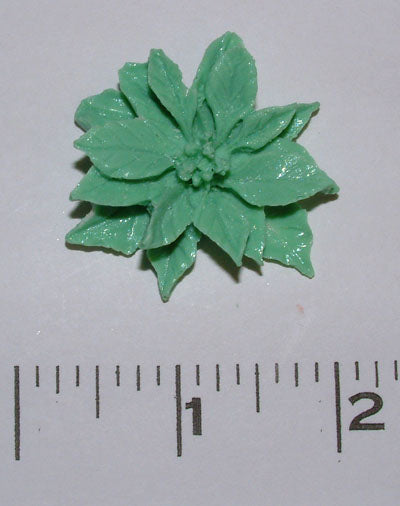 Diamond Paste Moulds - Poinsettia