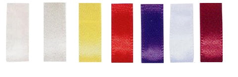 24mm Satin Ribbon