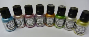 Paint - Rainbow Dust - Metallic Food Paint Pearlescent