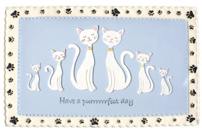 Patchwork Cutters - Cat set.