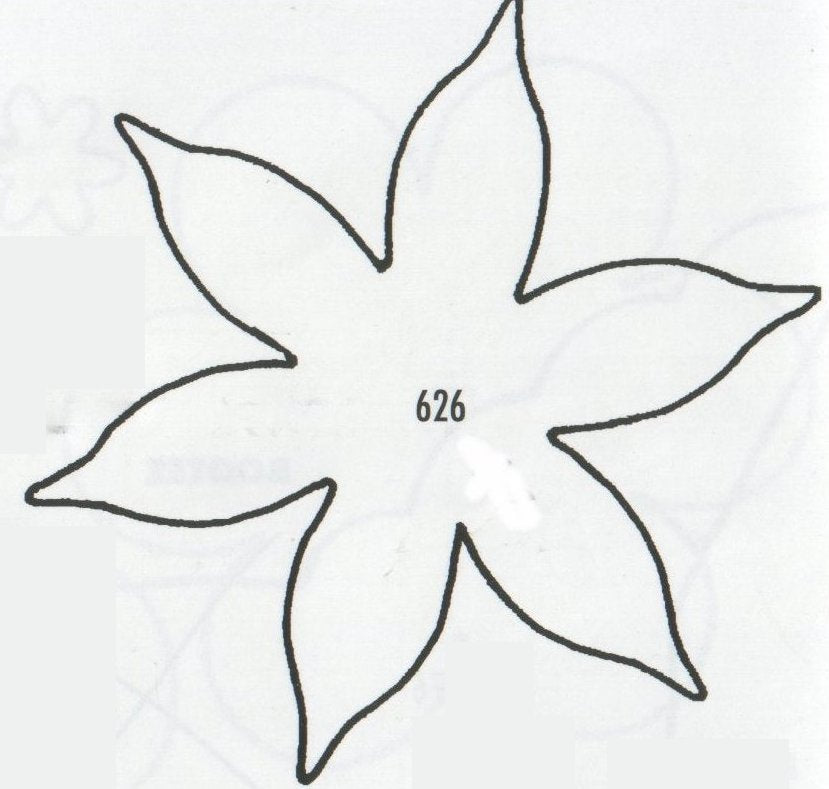 Calyx 6 Petalled 626 (67mm).  TinkerTech Two Cutters