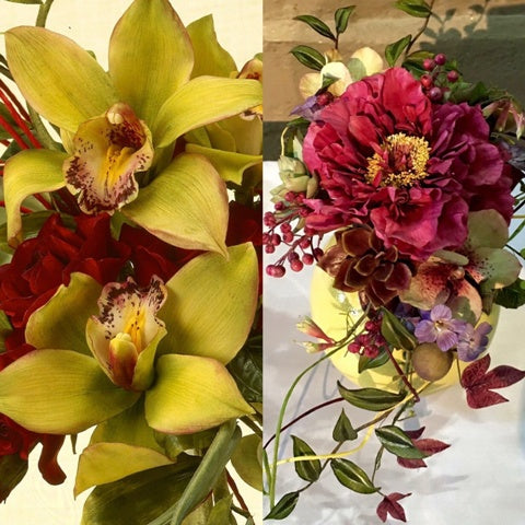 Summer School - A 12 day Masterclass in Flower Making with Alan Dunn. July 30th - August 11th 2018
