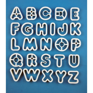 PME Cutters - Alphabet Set