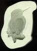 Diamond Paste Moulds - Kingfisher