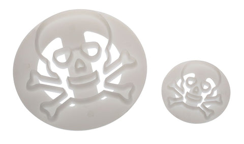 FMM Cutters - Skull and Crossbones