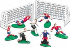 Footballer Set - Players and Nets