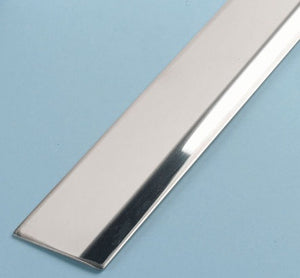 "Straight Edge (Royal Icing Blade) - Stainless Steel 16""."