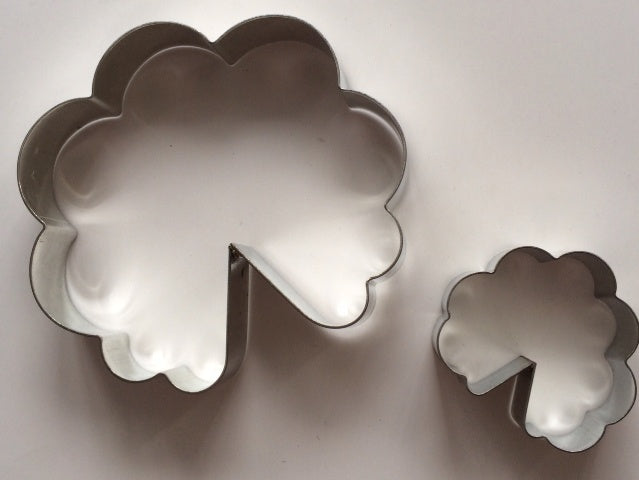Alchemilla Leaf set of 2.  - Alison Procter Cutters