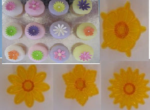 Jem Cutters - Fantasy Cupcake Tops  set 1