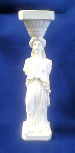 "Hamilworth 5"" Grecian Figure Pillar"