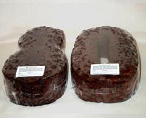 Ready to Ice Fruit Cakes - Number - Choose from 0-9